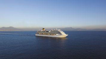 Costa bietet auch 2018 Schiffsbesuche in Deutschland an. Foto: Costa Crociere