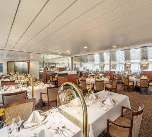 Das Restaurant Bremen. Foto: Hapag Lloyd Cruises