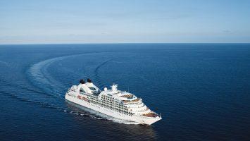 Die Seabourn Sojourn. Foto: Seabourn Cruise Line