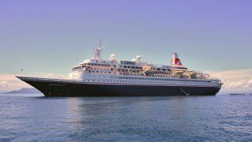 Die Boudicca. Foto: Fred Olsen Cruise Line