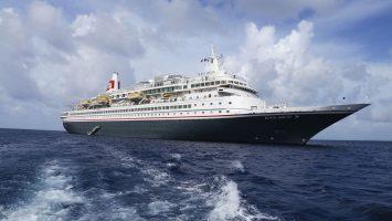 Die Black Watc. Foto: Fred Olsen Cruise Line