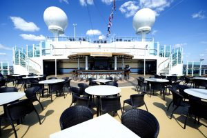 Die Breakers Bar. Foto: P&O Cruises