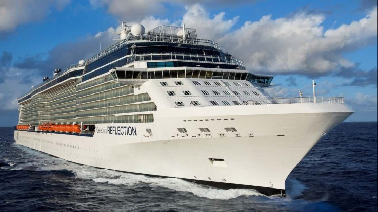 Die Celebrity Silhouette. Foto: Celebrity Cruises