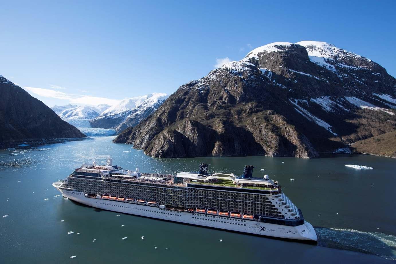 Celebrity cruises solstice alaska cruise