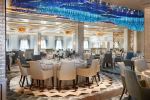 Das Compass Rose. Foto: Regent Seven Seas Cruises