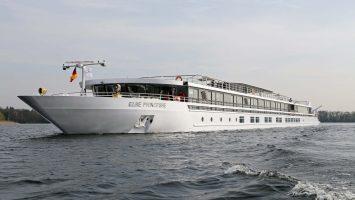 Im kommenden Jahr wird die Elbe Princesse II die CroisiEurope-Flotte auf der Elbe ergänzen. Foto: CroiseEurope