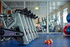 Das Fitnessstudio. Foto: Regent Seven Seas Cruises