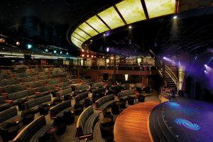 Das Theater. Foto: Regent Seven Seas Cruises