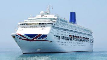 Die Oriana. Foto: P&O Cruises