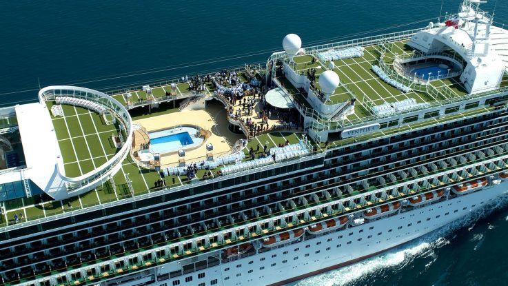 Die Ventura. Foto: P&O Cruises