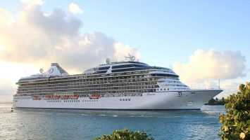 Die MS Marina. Foto: Oceania Cruises