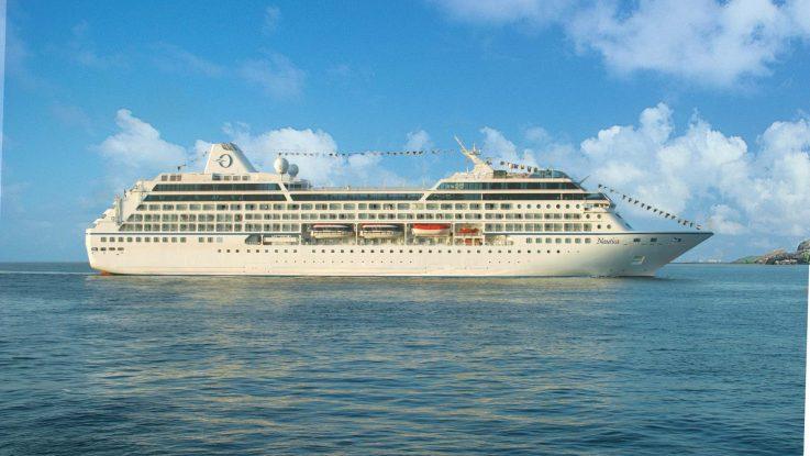 Die MS Nautica. Foto: Oceania Cruises