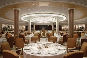 Der Grand Dining Room. Foto: Oceania Cruises