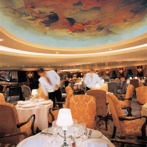Der Grand Dining Room. Foto: Oceania Cruises
