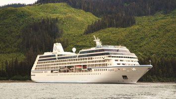 Die MS Regatta. Foto: Oceania Cruises