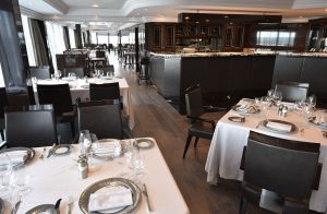Das Tuscan Steak Restaurant. Foto: Oceania Cruises