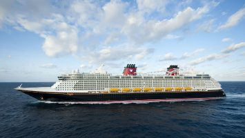Die Disney Dream. Foto: Disney Cruise Line/David Roark