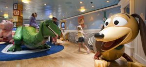 Kinder haben viel Spaß a Bord. Foto: Disney Cruise Line/Jimmy DeFlippo