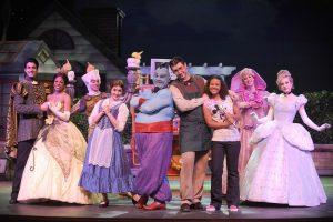 Täglich erwarten euch spannende Shows. Foto: Disney Cruise Line/Gene Duncan
