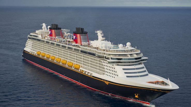 Die Disney Fantasy. Foto: Disney Cruise Line