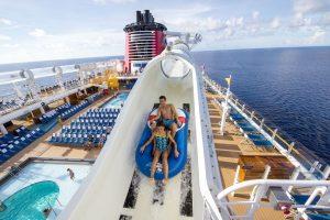 Für jeden ist genau das Richtige dabei. Foto: Disney Cruise Line/Matt Stroshane