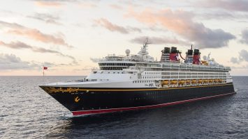 Die Disney Magic. Foto: Disney Cruise Line/Matt Stroshane