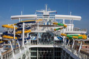 An Bord der Harmony of the Seas werdet ihr großen Spaß haben.  Foto: Royal Caribbean International