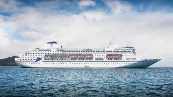 Die MS Columbus. Foto: TransOcean-Kreuzfahrten/Cruise-Maritime-Voyages