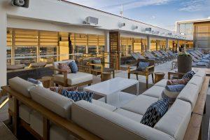An Bord der Viking Sea. Foto: Viking Cruises