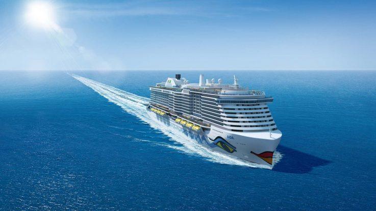 Die neue Helios Klasse von AIDA. Foto: AIDA Cruises