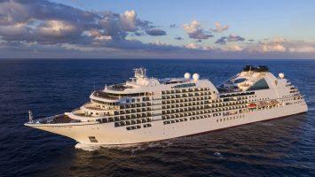 Die Seabourn Encore. Foto: Seabourn Cruise Line