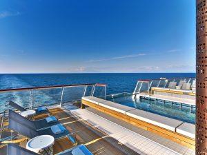 Überall findet sich ein Lieblingsplätzchen. Foto: Viking Cruises