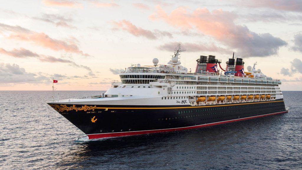 Mit der Disney Magic werden die schönsten Ziele in Nordeuropa angefahren. Foto: Disney Cruise Line/Matt Stroshane