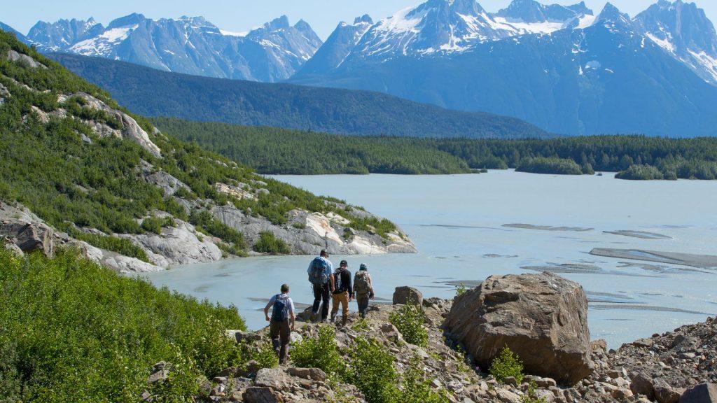 Die Glacier Bay steht für atemberaubende Natur. Foto: Seabourn