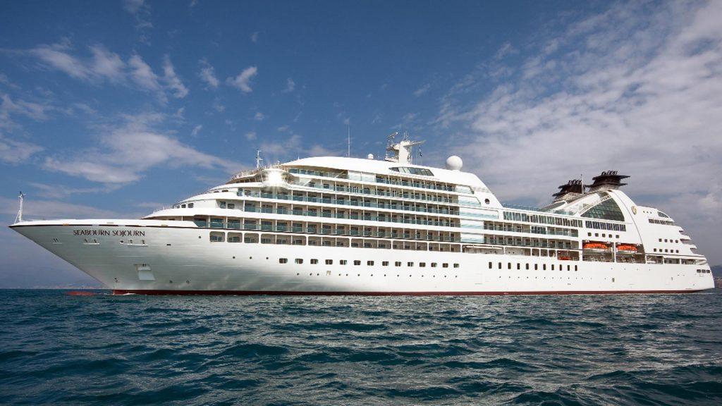 Mit der Seabourn Sojourn geht es auf die unvergessliche Kreuzfahrt. Foto: Seabourn
