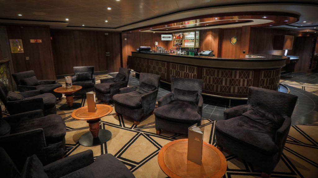 Die neue Sugarcane Mojito Bar. Foto: Norwegian Cruise Line