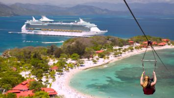 Labadee in der Karibik. Foto: Royal Caribbean International