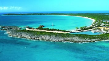 Half Moon Cay. Foto: Holland America Line