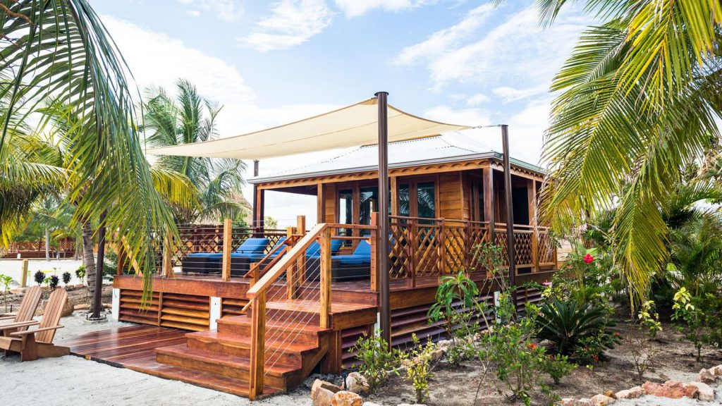 Beach Villa. Foto: Norwegian Cruise Line