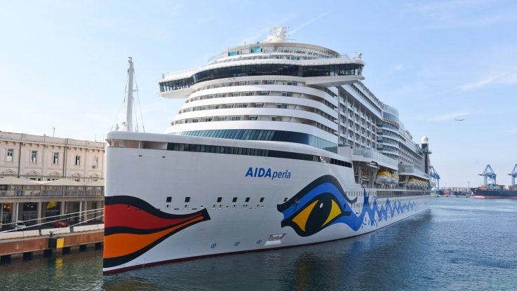 Die AIDAperla ist seit Juni 2017 Teil der AIDA-Flotte. Foto: AIDA Cruises
