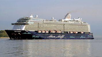 Die Mein Schiff 6 ist das neuste Schiff von TUI Cruises. Foto: lenthe/touristik-foto.de