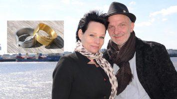 Diana Kieburg und Boris Noruschat mit eigenem Schmucklabel Deine-Ankerkette. Foto: lenthe/touristik-foto.de