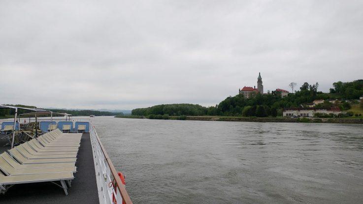 Langsam geht die GEO Cruises zu Ende - Am letzten Tag besuchten wir Linz. Foto: bergeest