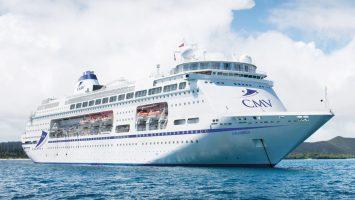 Die MS Columbus ist das Flaggschiff der Reederei. Foto: TransOcean Kreuzfahrten