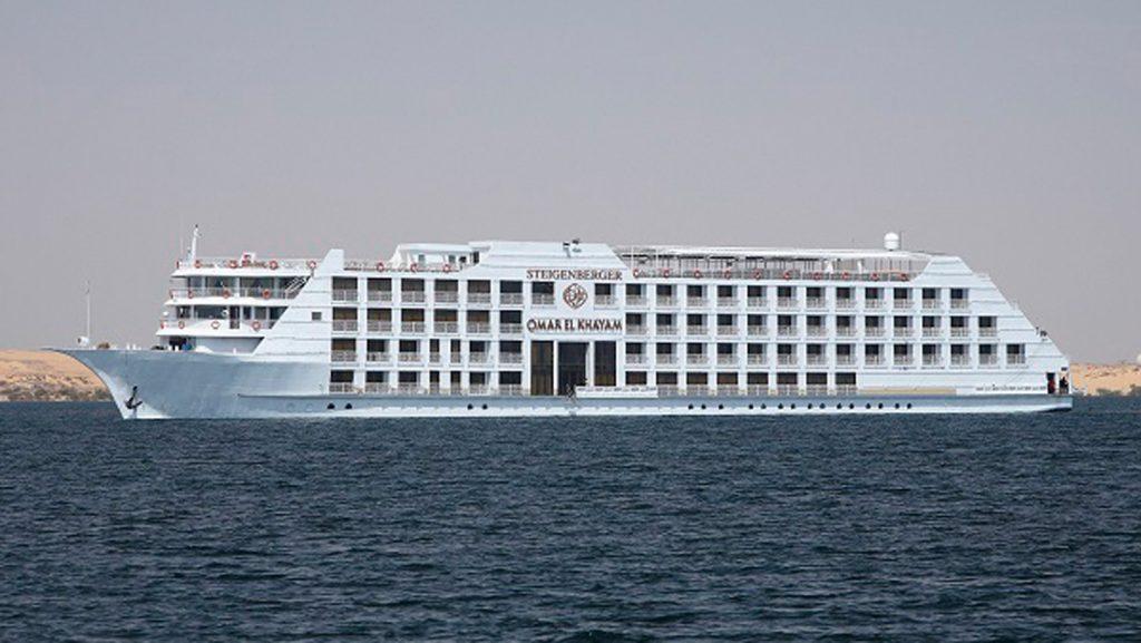 Die MS Omar El Khayam. Foto: nicko cruises