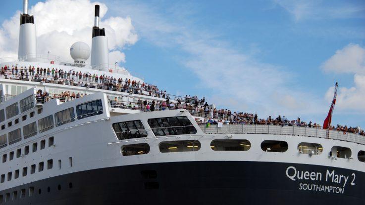 Traditionell fahren Cunard-Cruiseliner Australien an. Foto: bergeest