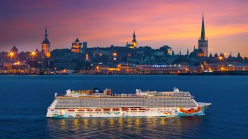 Nach der Norwegian Gataway wird die Norwegian Breakaway die Ostsee-Tour ab 2018 anbieten. Foto: Norwegian Cruise Line