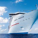 Auch auf der Carnival Freedom reisen die dritte und vierte Person in derselben Kabine zu Sonderkonditionen. Foto: Carnival Cruise Line