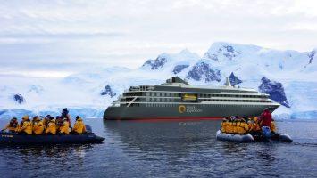 Quark Expeditions hat neue Details zum neuen Expeditionsschiff veröffentlicht. Foto: Quark Expeditions