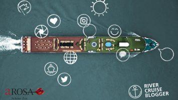Endphase: Jetzt abstimmen beim River Cruise Bloggers von A-Rosa. Grafik: A-Rosa Flusskreuzfahrten